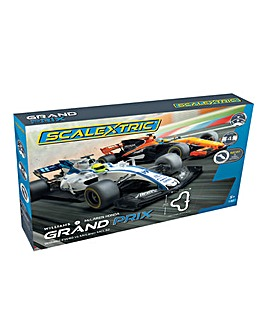 Scalextric Grand Prix Williams v McLaren