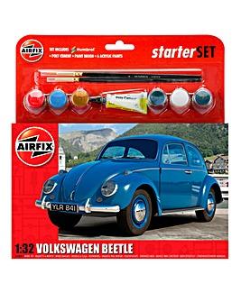 Airfix Medium Starter Set VW Beetle