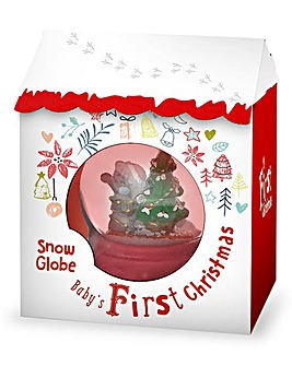 Me to You My First Christmas Snow Globe