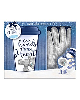 Me to You Travel Mug and Gloves