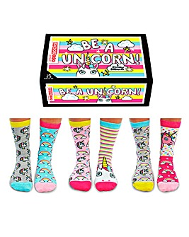 Be A Unicorn 6 Oddsocks