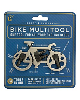 Scott and Lawson Bike Multi Tool