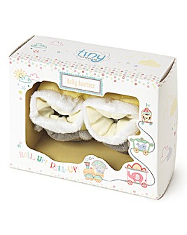 Me to You Baby Booties Gift Set
