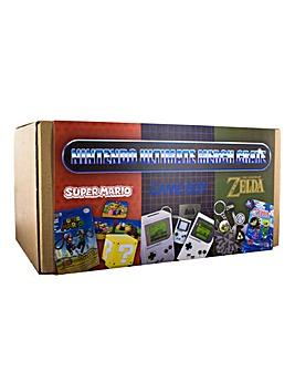 Nintendo Merch Crate