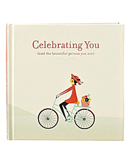 Celebrating You Gift Book