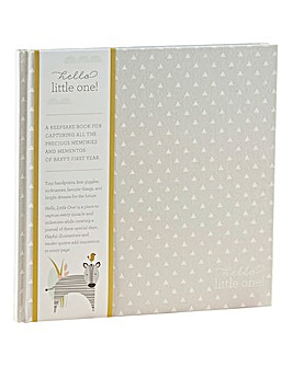 Hello Little One Journal