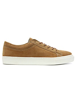 Jack & Jones Suede Lace Up Trainers