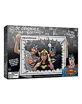 DC Comics Photobooth