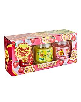 Chupa Chups Jar Candle Gift Set