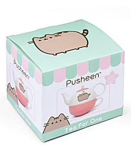 Pusheen Tea For 1 set