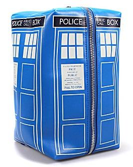 Doctor Who Tardis Washbag
