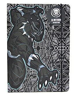 Black Panther A5 Notebook