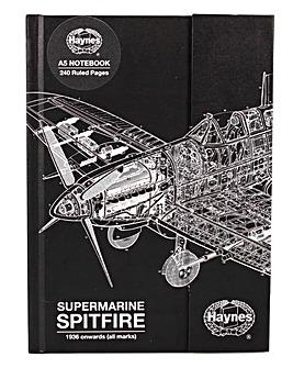 Haynes Spitfire Notebook