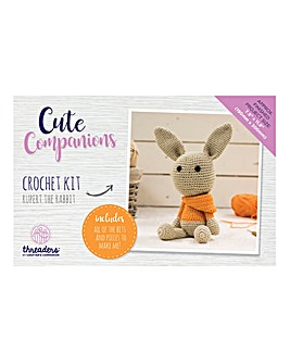 Cute Companions Rupert Crochet Kit