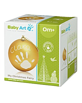 Create Your Own Christmas Baby Bauble