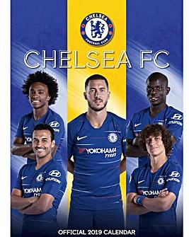 Chelsea A3 Hotspur A3 Calendar