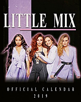 Little Mix 2019 A3 Calendar
