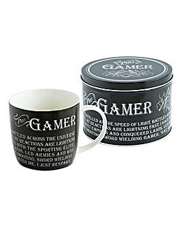 Mug In A Tin Gamer