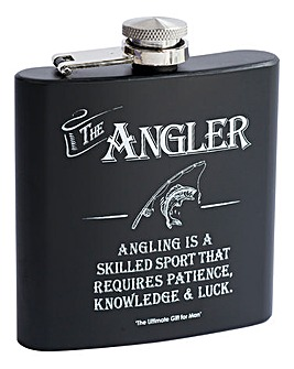 Hip Flask Angler