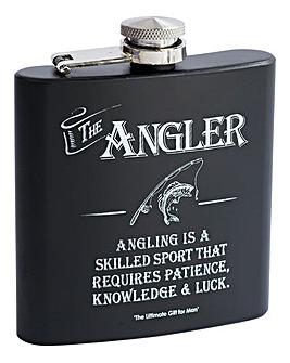 Hip Flask Angler