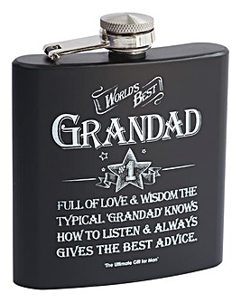 Hip Flask Grandad