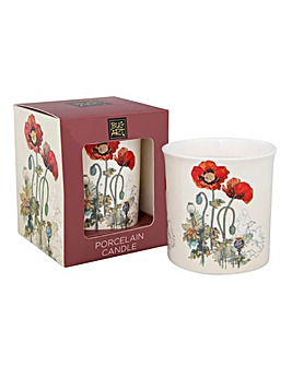 Candle Pot Poppy
