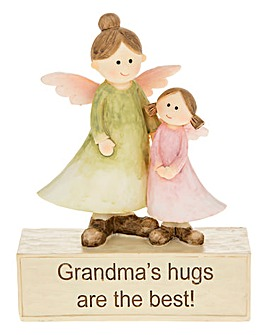 A Thoughts Grandmas Hugs Are The Best