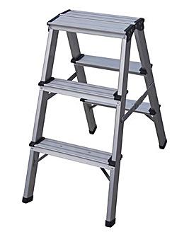 Folding 3 Step Ladder