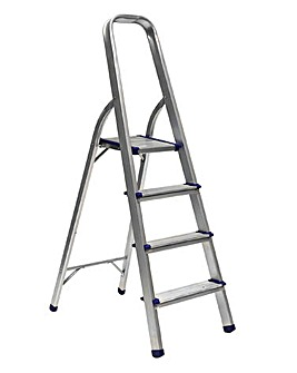 Four Step Foldable Step Ladder