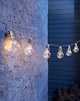 Set of 6 Solar Light Bulbs