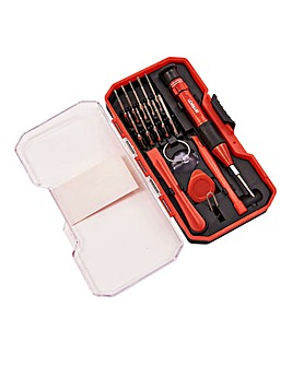 AmTech 17Pc Phone & PC Repair Set