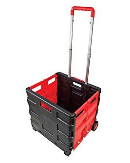 AmTech Folding Boot Cart