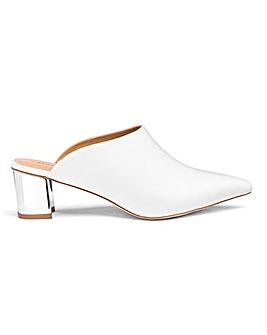 5b0fa2de26330 Adriana Block Heel Mule Extra Wide Fit