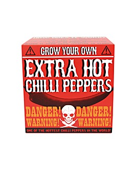 Grow Your Own Extra Hot Chilli