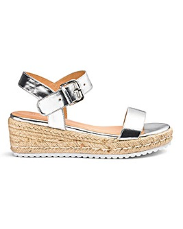 1cfca77f2648 63 Items Found for Heels. celid cms3 pos-0001 layout-none promo-false.  Indra Espadrille Wedge Extra Wide Fit