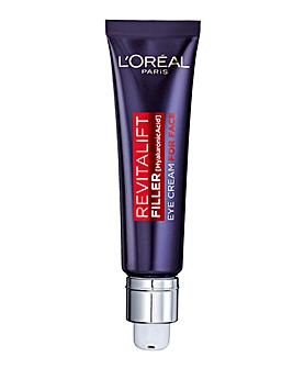 L'Oreal Revitalift Filler Eye Cream 30ml