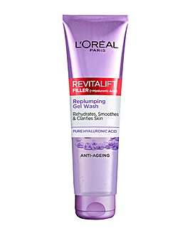 L'Oreal Paris Revitalift Filler Gel Face Wash Cleanser