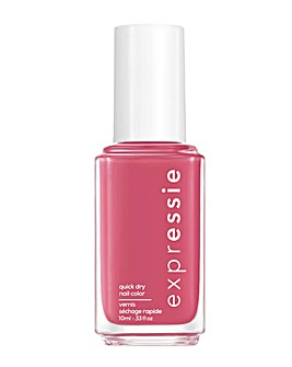 Essie ExprEssie Quick Dry Formula - Hot Pink Nail Polish 235 Crave The Chaos