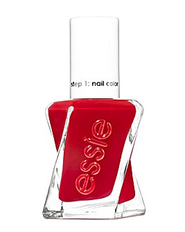 Essie Gel Couture 510 Lady In Red Bright Red Long Lasting Gel Nail Polish