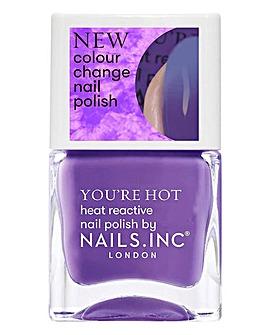 Nails Inc A Hot Minute Thermo Nail Polish