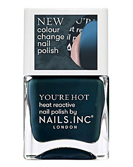 Nails Inc Getting Hot In Here Thermo Nail Polish