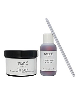 Nails Inc Gel Less Remover Pot
