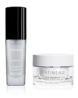 Gatineau Age Benefit Regenerating Cream & Serum Duo