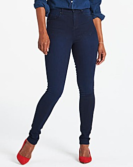 Tall Lucy High Waist Skinny Jeans