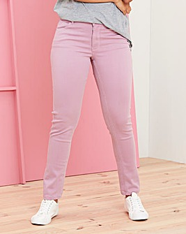 Lilac Sadie So Soft Tencel Slim Jeans