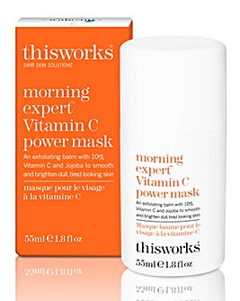 This Works Vitamin C Power Mask