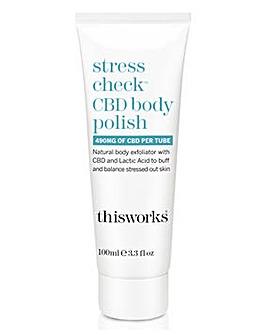 This Works Stress Check Body Polish