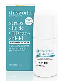 This Works Stress Check Face Shield 50ml