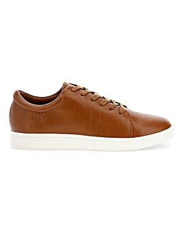 Lever Lace Up Trainers Extra Wide Fit