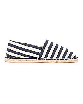 Espadrille Wide Fit